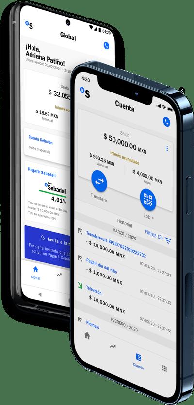 App en Android y iOS